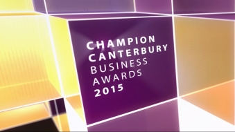 Embedded thumbnail for Champion Canterbury Business Awards (Social Media & Event Coverage)